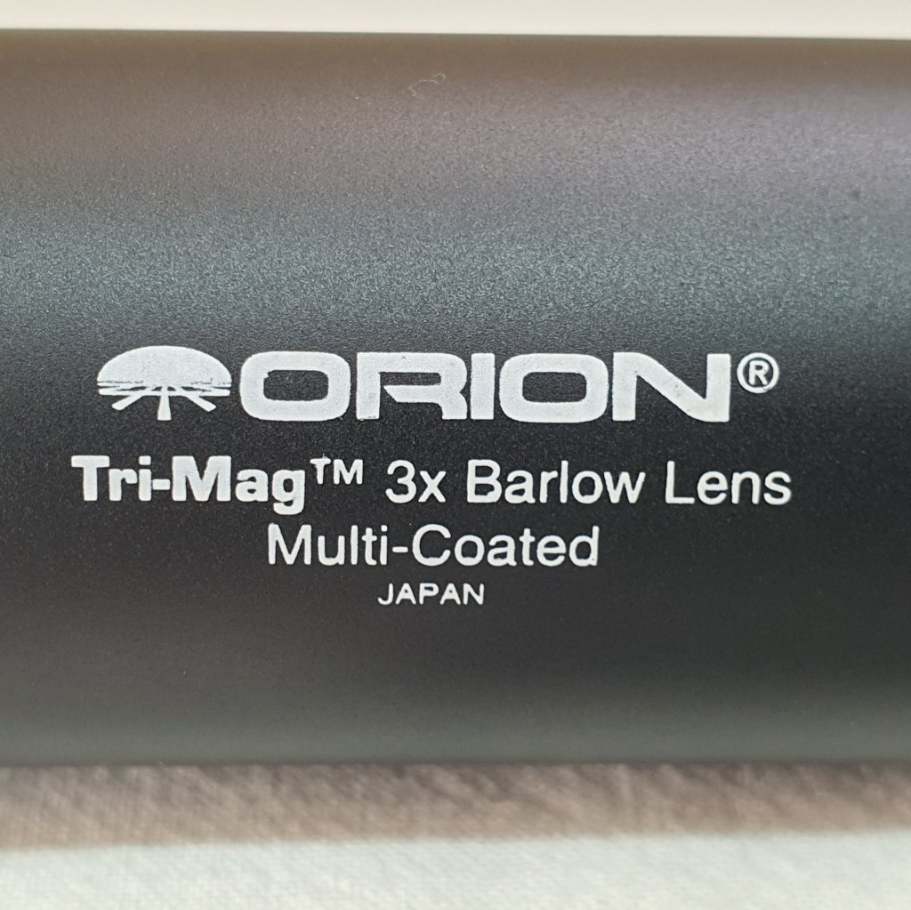 """Barlow 3x  1,25""""  Multi-Coated Tri-Mag - ORION"""