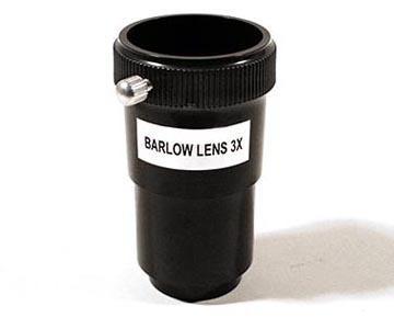 "Barlow 3x  1,25"" - Plastic Tube - GENÉRICA"