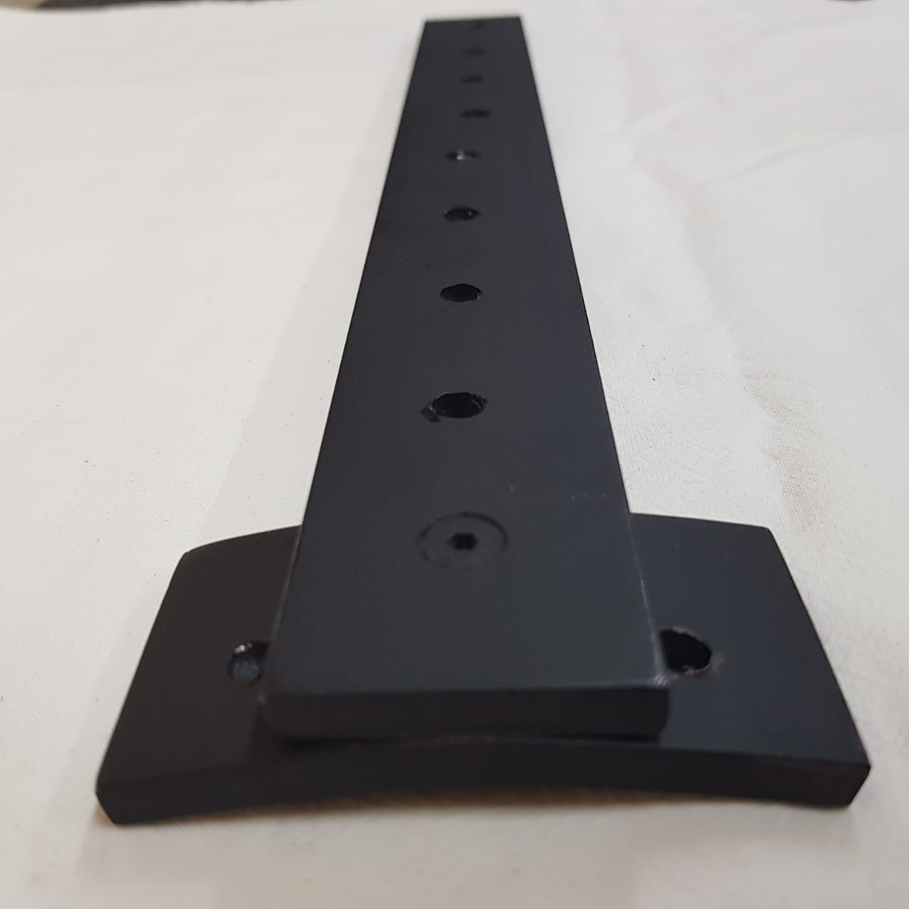 Barra de alumínio 345mm - Peso 270g - ASTROLUA