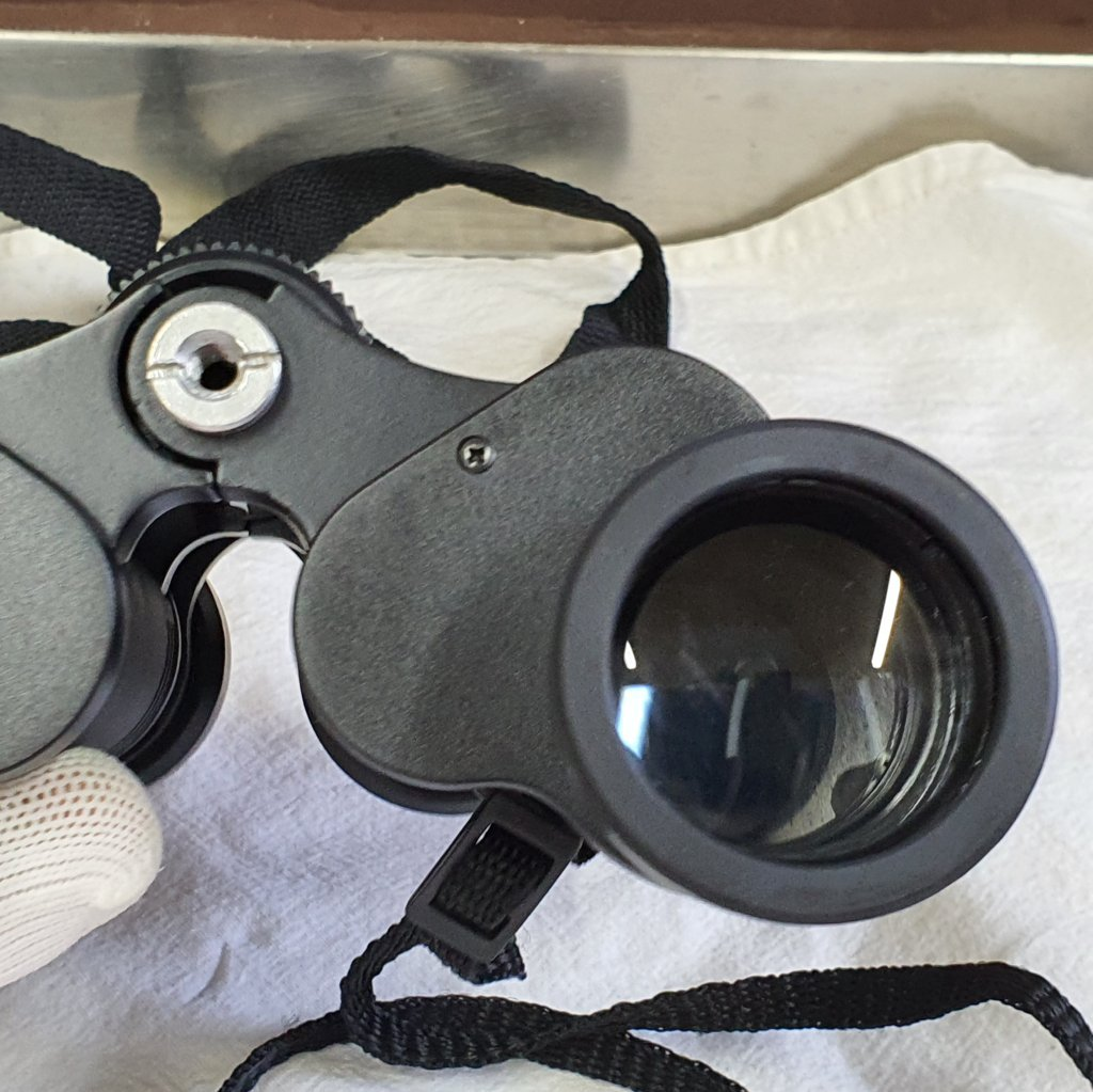Binóculos 7x35 WA - Bak-4 Prismas Porro - TASCO