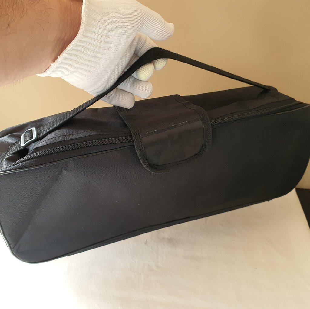 Bolsa de Mão para Acessórios 10x18x45cm  280g - ALPHA