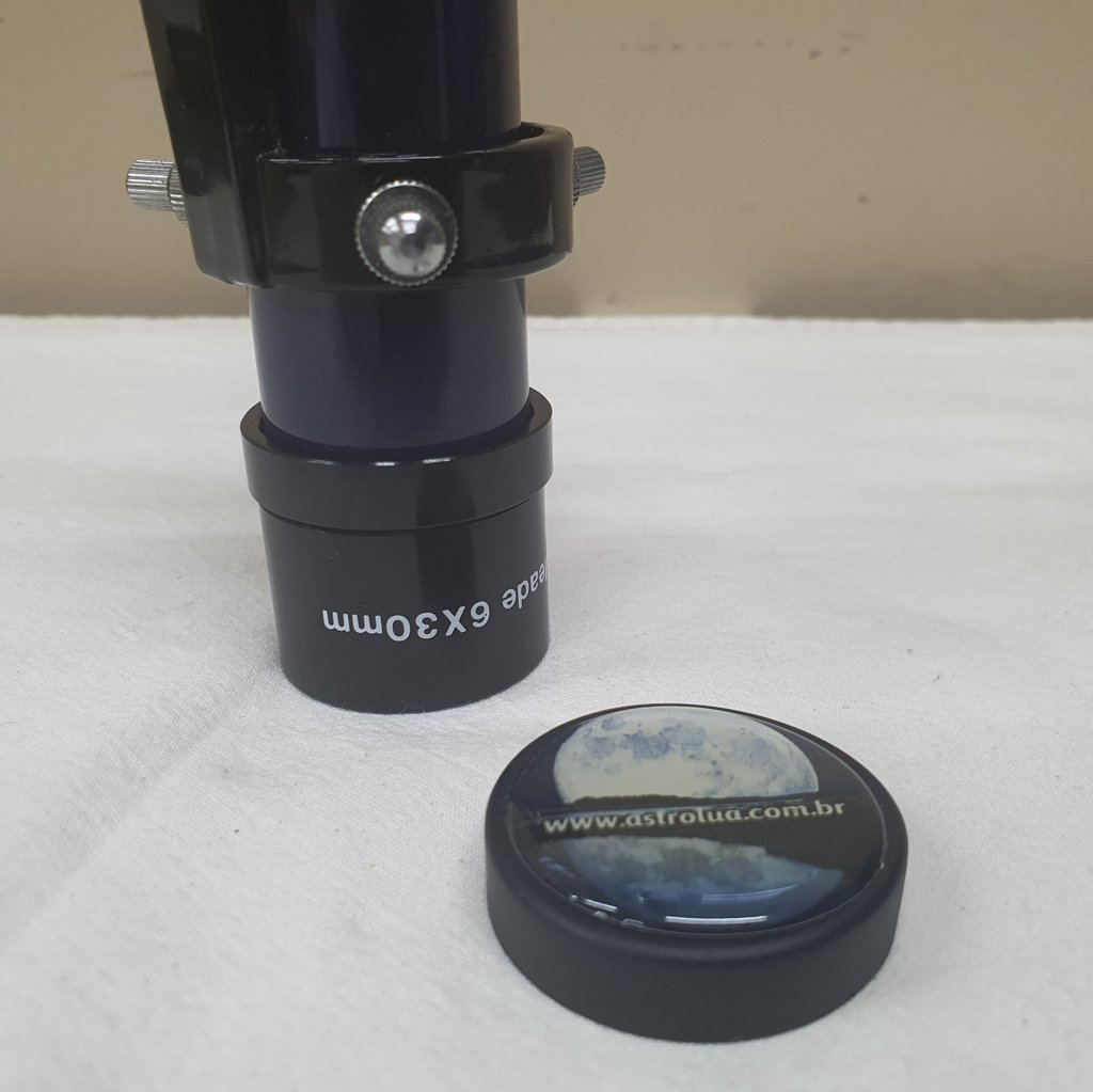 Buscadora 6x30 - Finder Scope - Azul Petróleo - MEADE