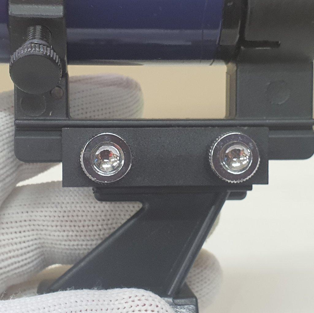 Buscadora 6x30 - Finder Scope - Diesel - MEADE