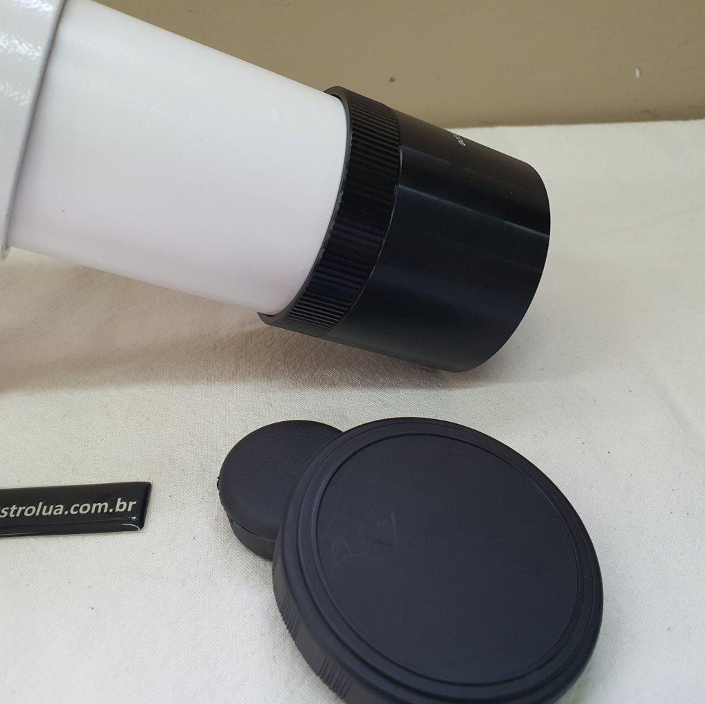 Buscadora 8x50 - Finder Scope - Branca - GSO