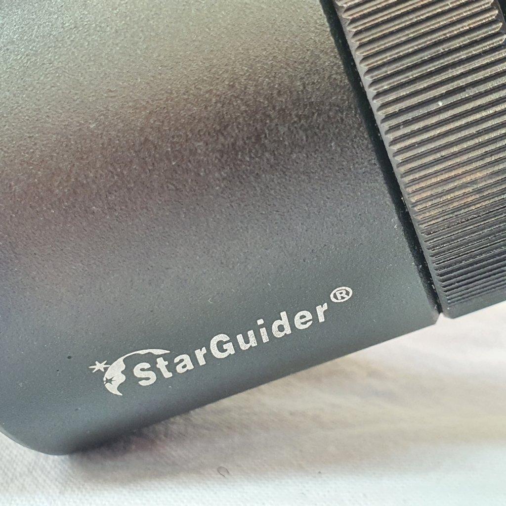 Buscadora 8x50 - Finder Scope - STARGUIDER (atenção)