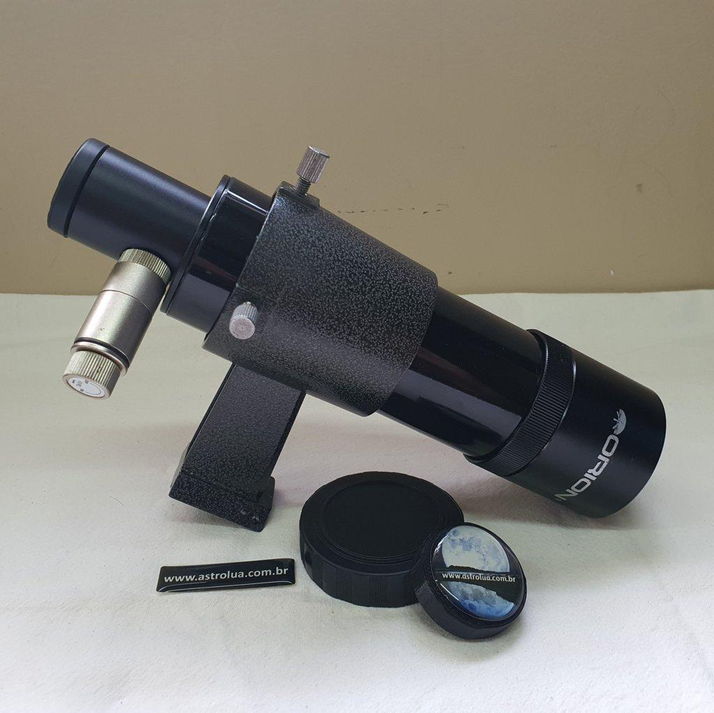 Buscadora 9x50 com Retículo Iluminado em Cruz de 15mm - ORION