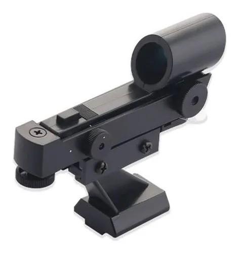 Buscadora com Mira Red Dot Finder e base Andorinha