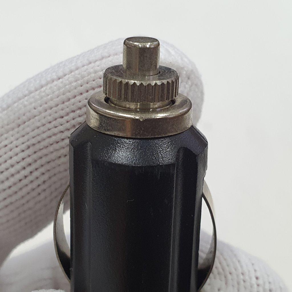 Cabo Veicular 12V - Plug P4 - com filtro - 2 metros - ASTROLUA
