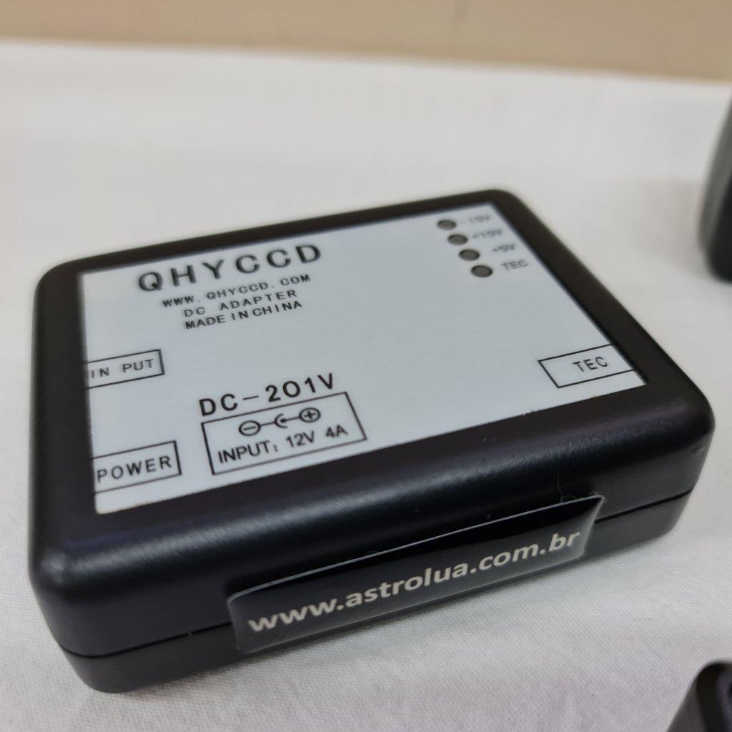 Câmera CCD Mono - IMG - Poderoso AutoGuider - USB - ST4 - QHY