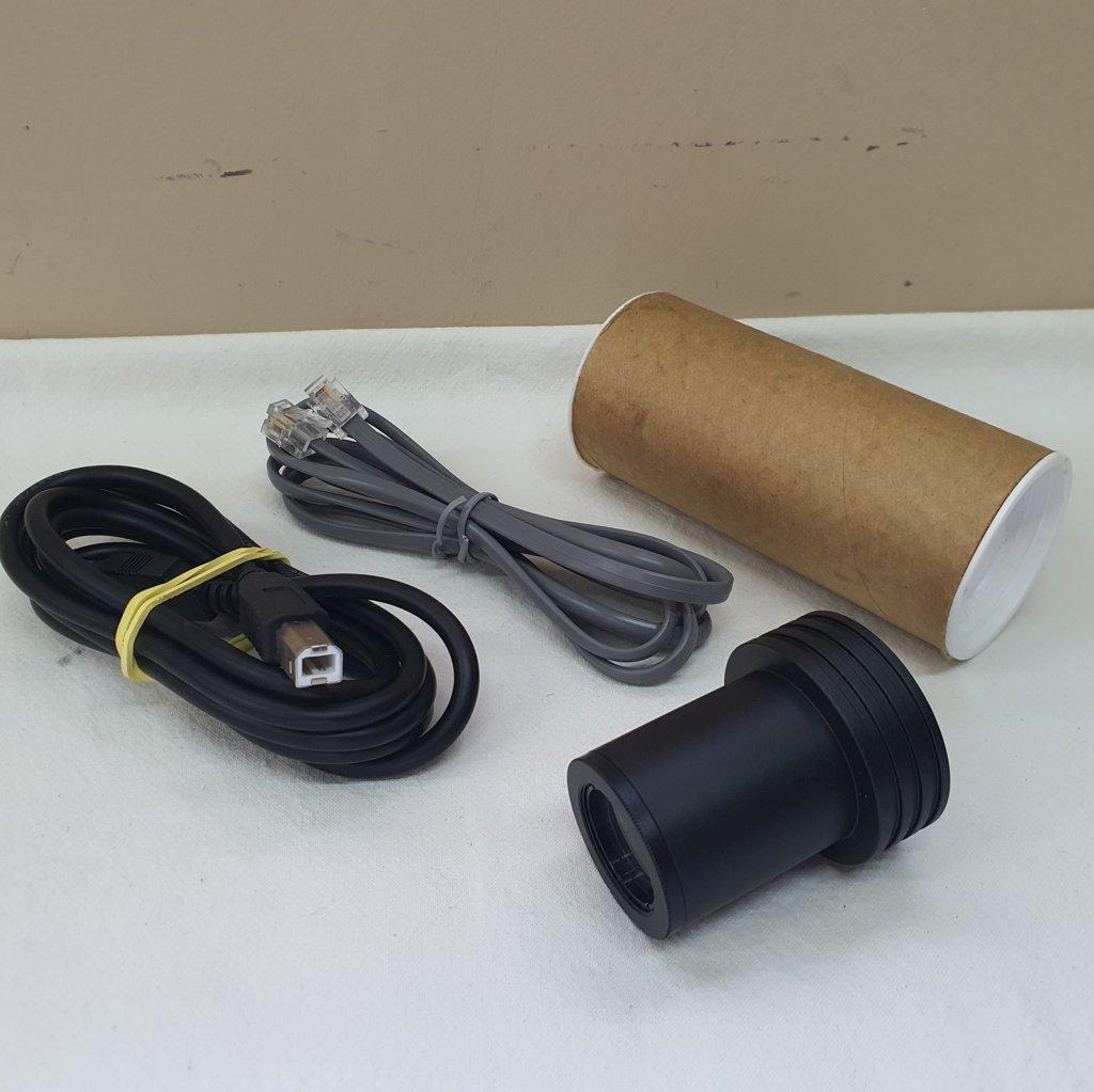 Câmera CMOS USB - Mono Astronomy ST4 - 120B - EXPANSE