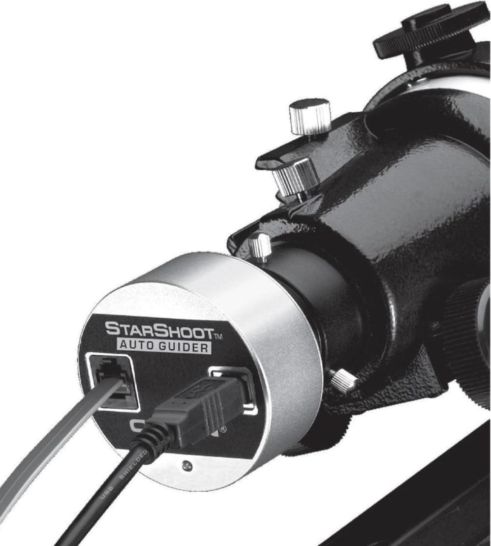 Câmera para AutoGuider StarShoot - USB ORION