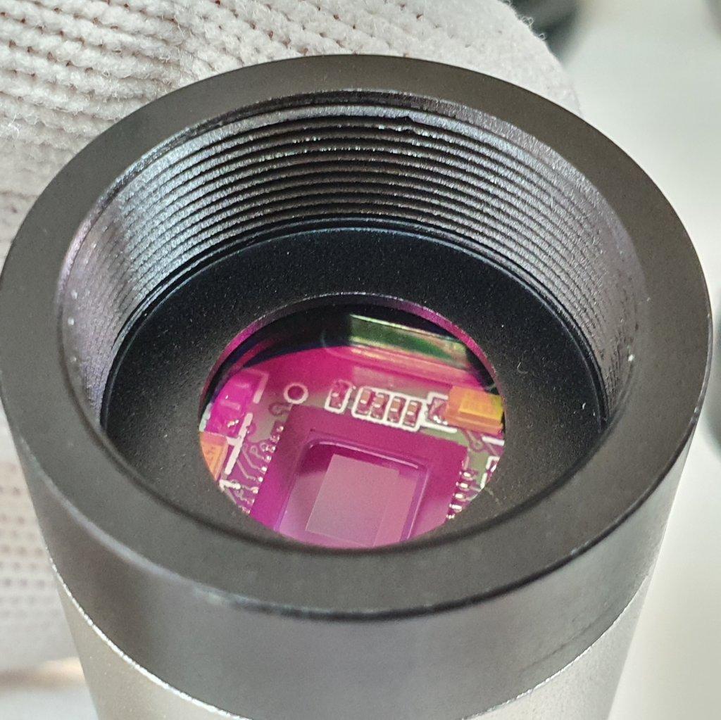 Câmera USB Colorida ST4 - Modelo 5II C - QHY