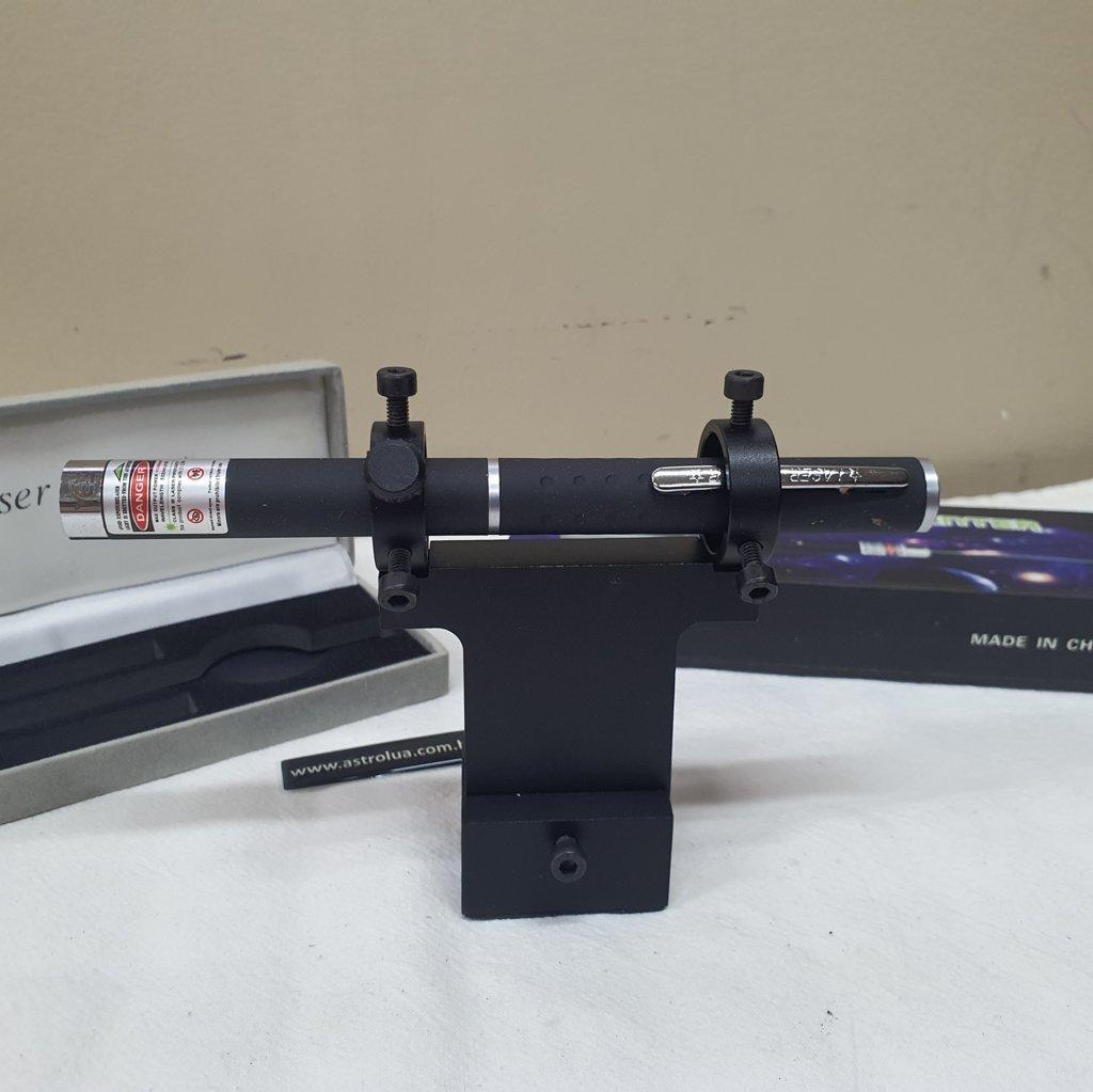 Caneta Laser + Suporte + Sapata - Kit Pamplona - ASTROLUA