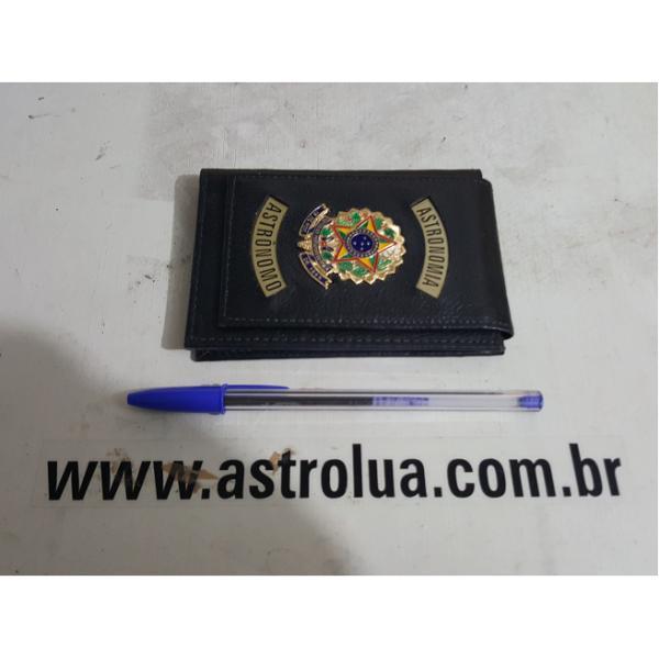 Carteira Funcional ASTRONOMIA