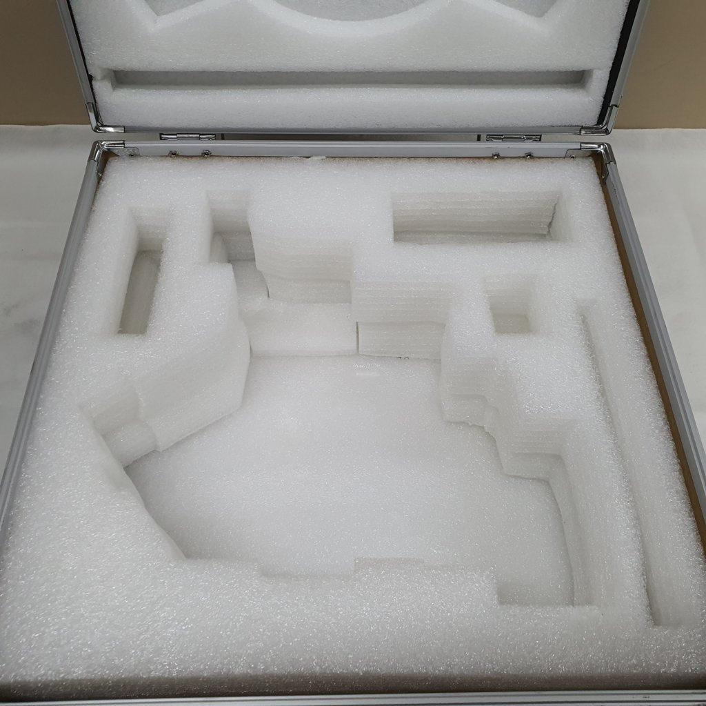 Case de Alumínio com Espumas p/ CEM25 - IOPTRON