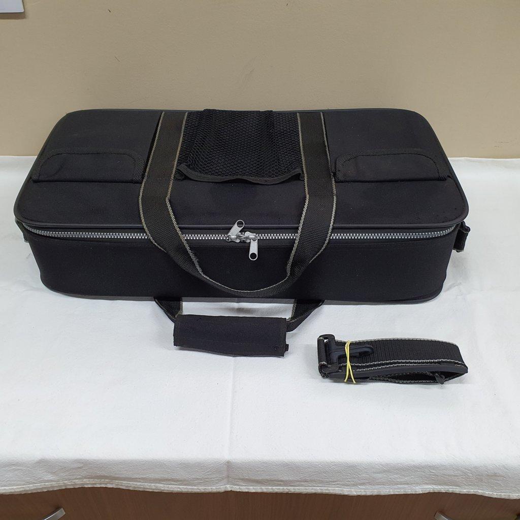 Case de Lona com Espuma para APO e Acessórios - WILLIAM OPTICS