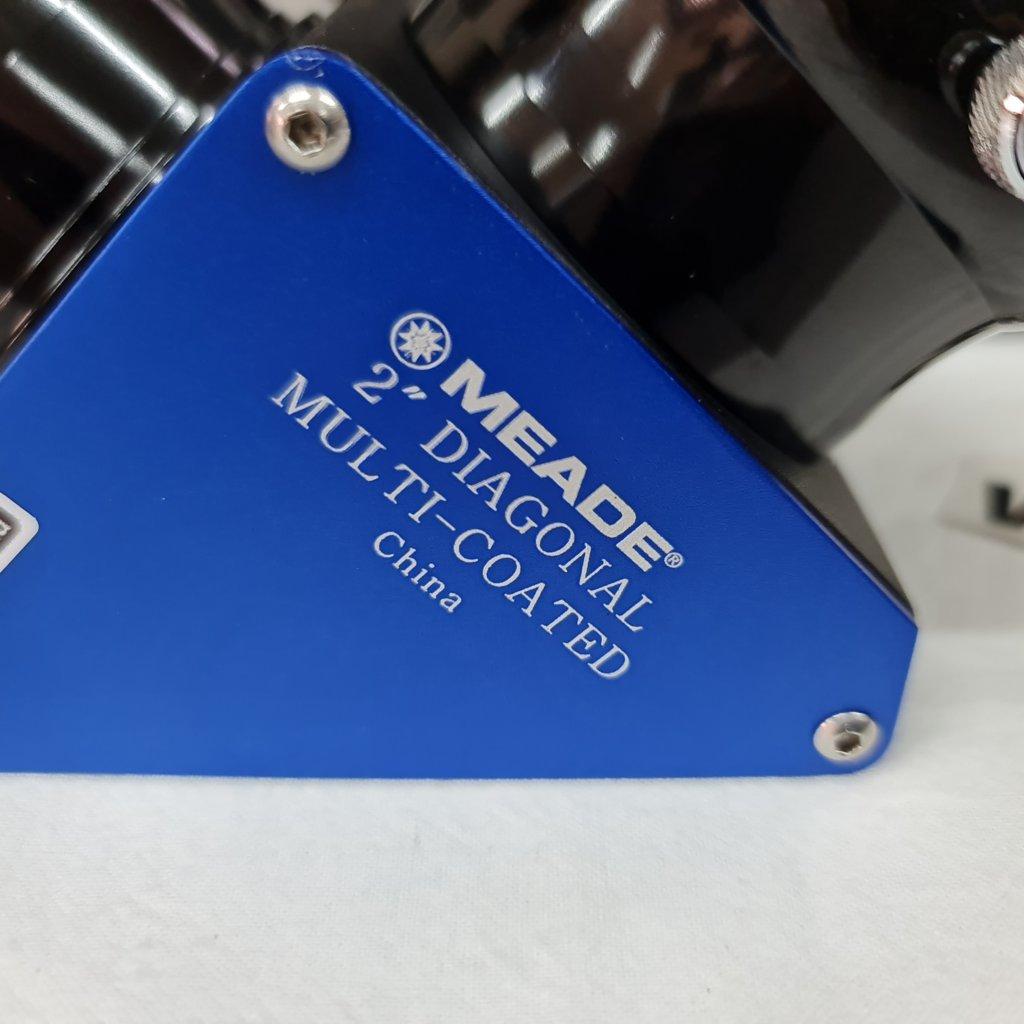 "Diagonal 90º - 2"" e 1,25"" Dielétrica Híbrida - Enhanced Series 5000 - MEADE"