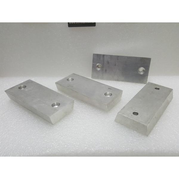 Dovetail Vixen 100% Alumínio Escovado - Multi Uso - ASTROLUA