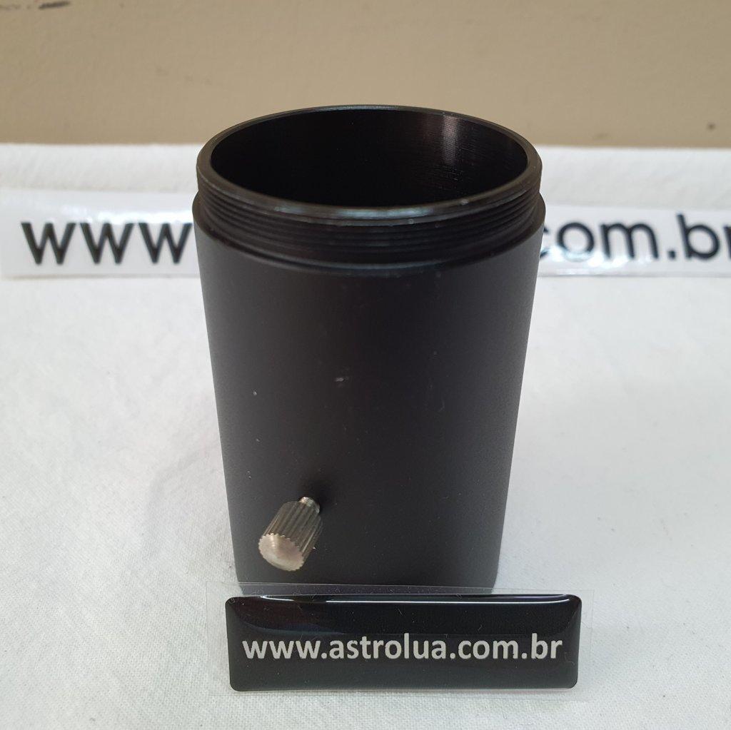 Extensor A-Focal 68mm M42 - Macho e Fêmea - Alumínio ASTROLUA