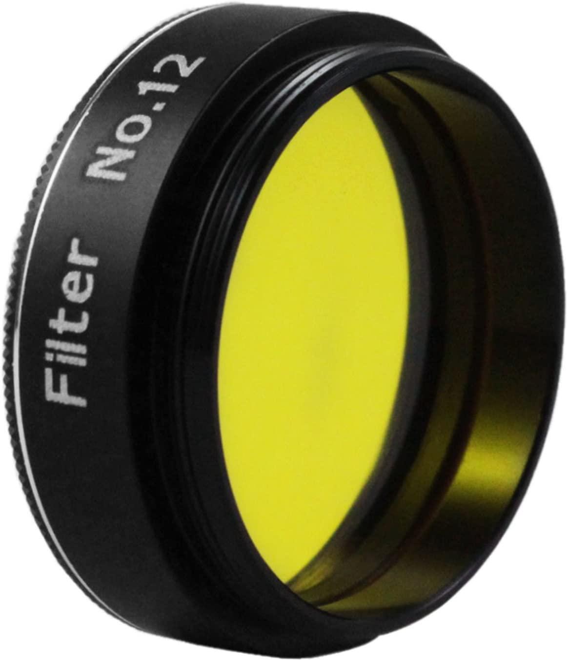 """Filtro 1,25"""" - Color Planetary - Yellon Deep - CELESTRON"""