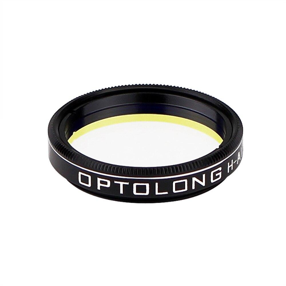 """Filtro 1,25"""" - H-Alpha 7nm - OPTOLONG"""