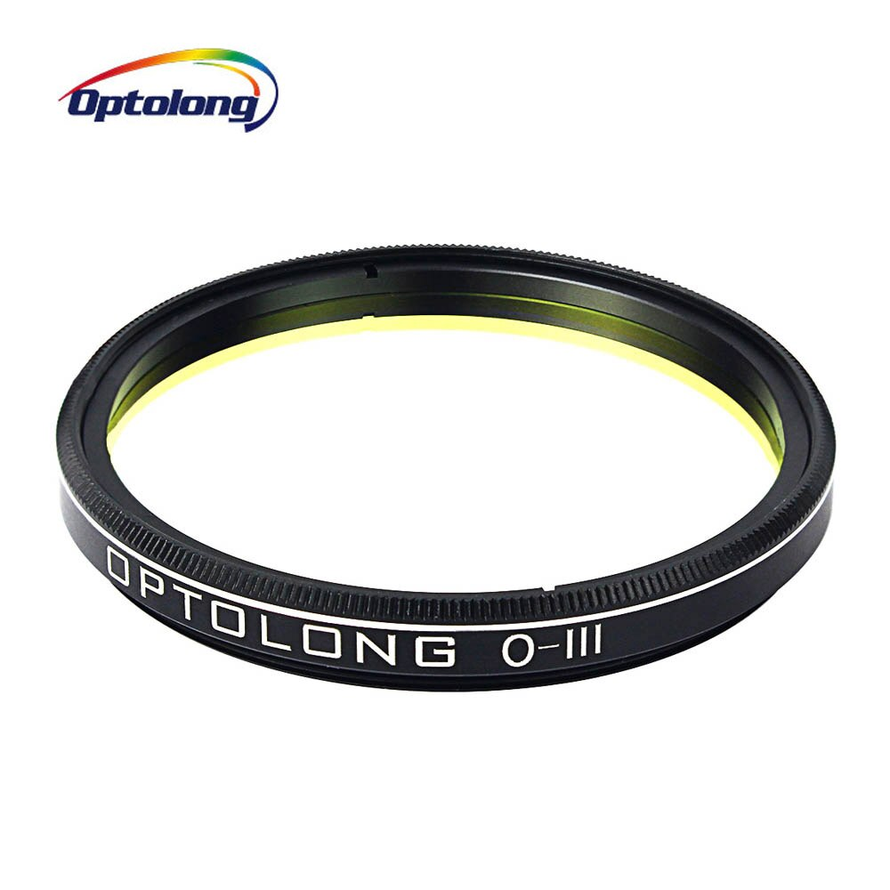 """Filtro 1,25"""" - O-III 6.5nm - OPTOLONG"""