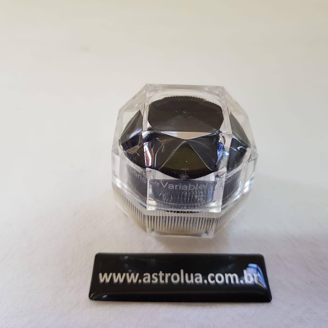 "Filtro 1,25"" - Polarizador Variável #3 - Duas Peças - EXPANSE"