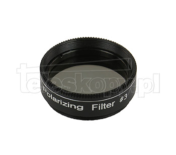 "Filtro - 1,25"" Polarizing Filter #3 - ASTROLUA"
