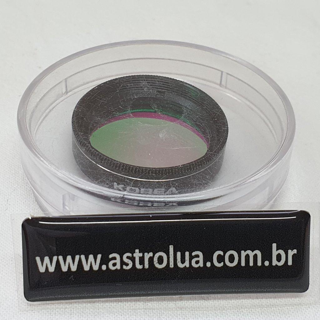 "Filtro 1,25"" - SkyGlow - Anti Poluição Celestial - Koreano - ORION"