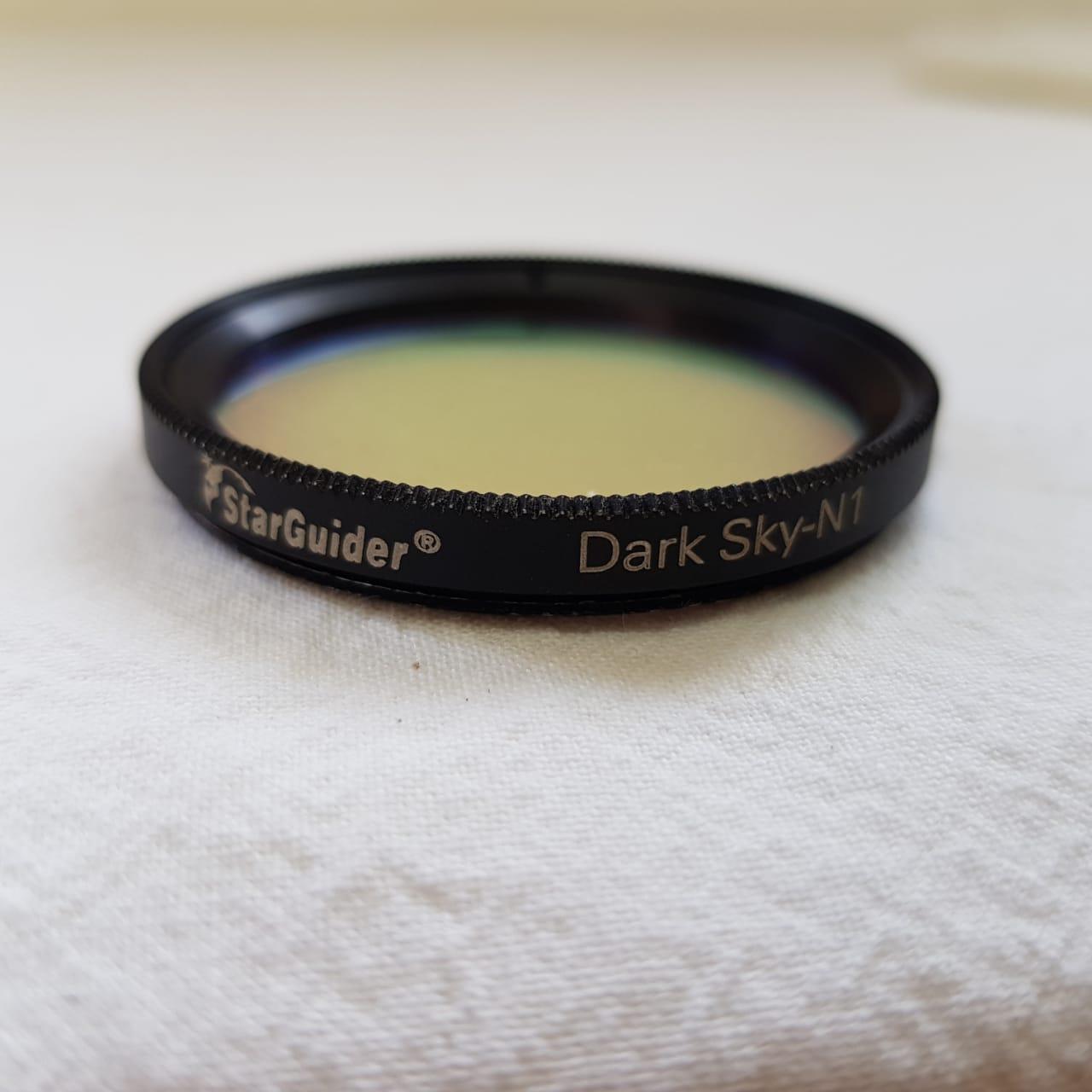 "Filtro 2"" - Céu Escuro - Dark Sky 1 - Narrowband - STARGUIDER"