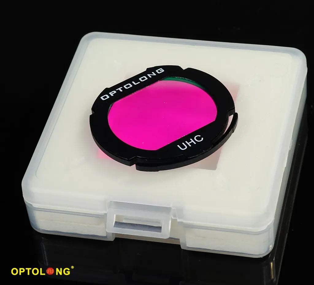 Filtro - Clip UHC - para Canon EOS - APS-C - Marca OPTOLONG