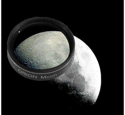 """Filtro Lunar e Planetário 13% de Transmissão - 1,25"""" Vidro òptico - ORION"""