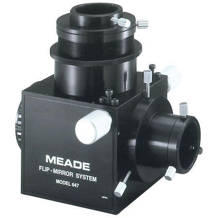 Flip Mirror System - Model 647 - MEADE