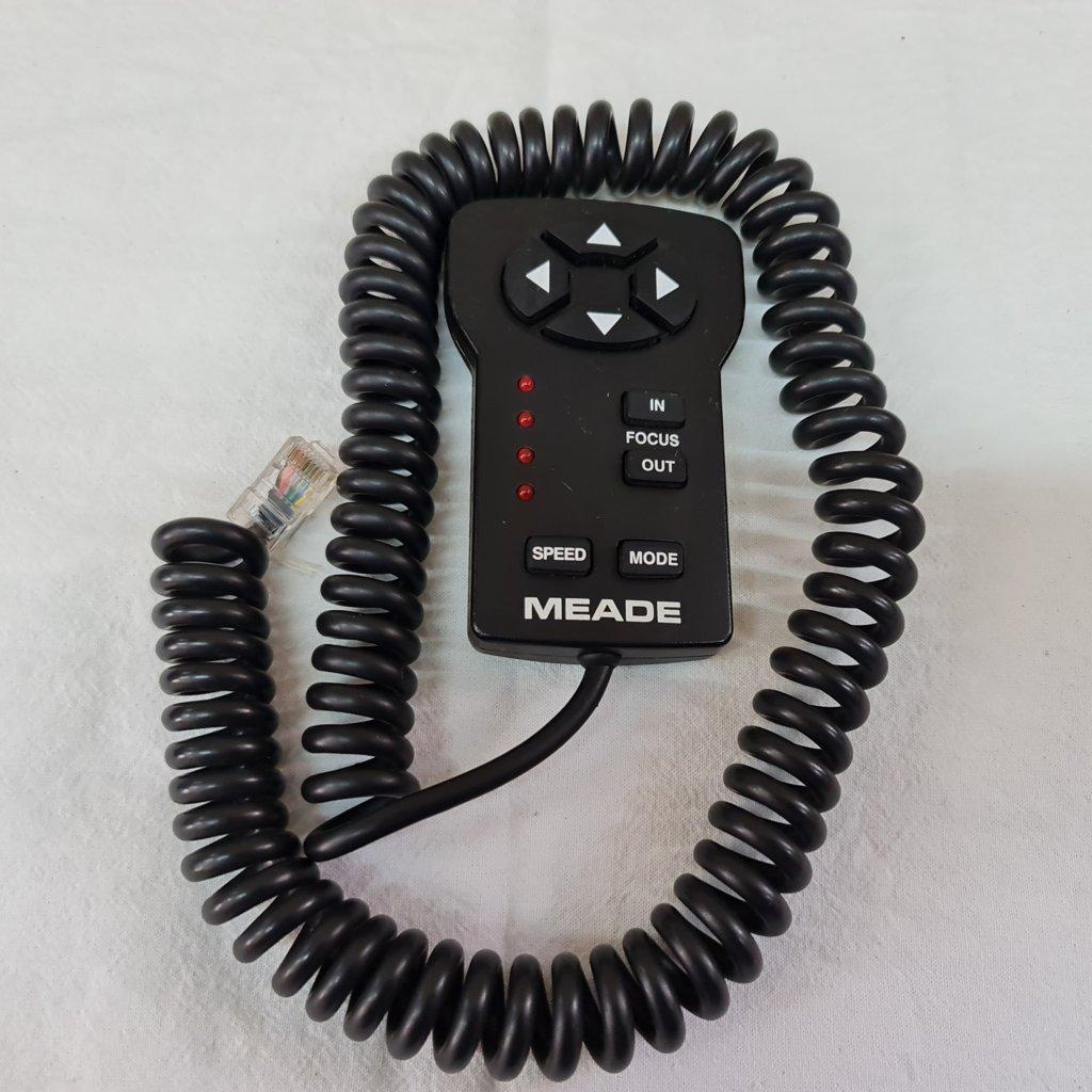 Focalizador Eletrônico Linha ETX - Modelo 492 - MEADE