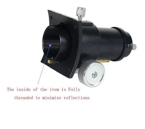 """Focalizador padrão 1,25"""" para Telescópios Refletores"""