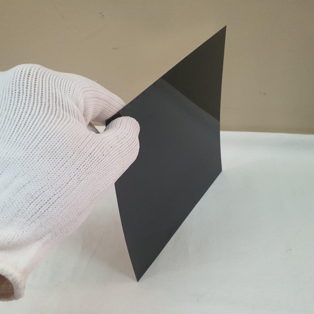 Folha de Filtro Solar Para Telescópios, Binóculos, Câmeras Cartão Rígido 20x20cm - Espelhamento THOUSAND AOK
