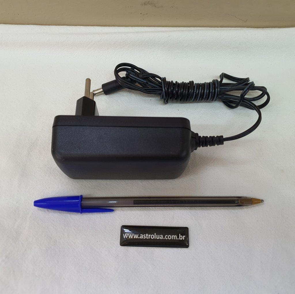 Fonte de Alimentação 12V - Bivolt - 2.5Ah - Plug Personalizado - ARRIS