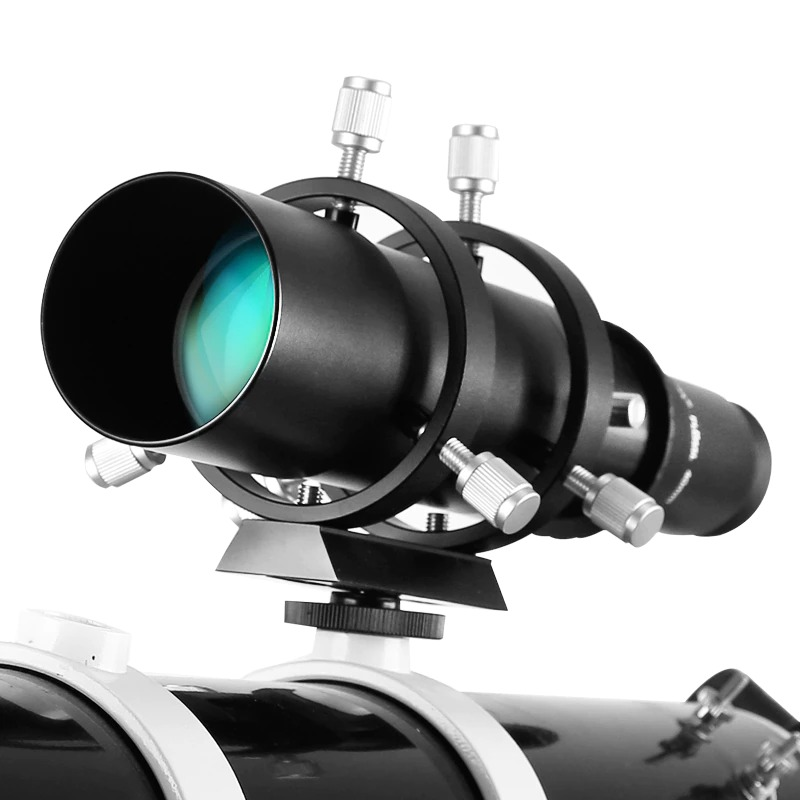 GuideScope 50mm - F/3.6  DF 183mm Dubleto - ANGELEYES