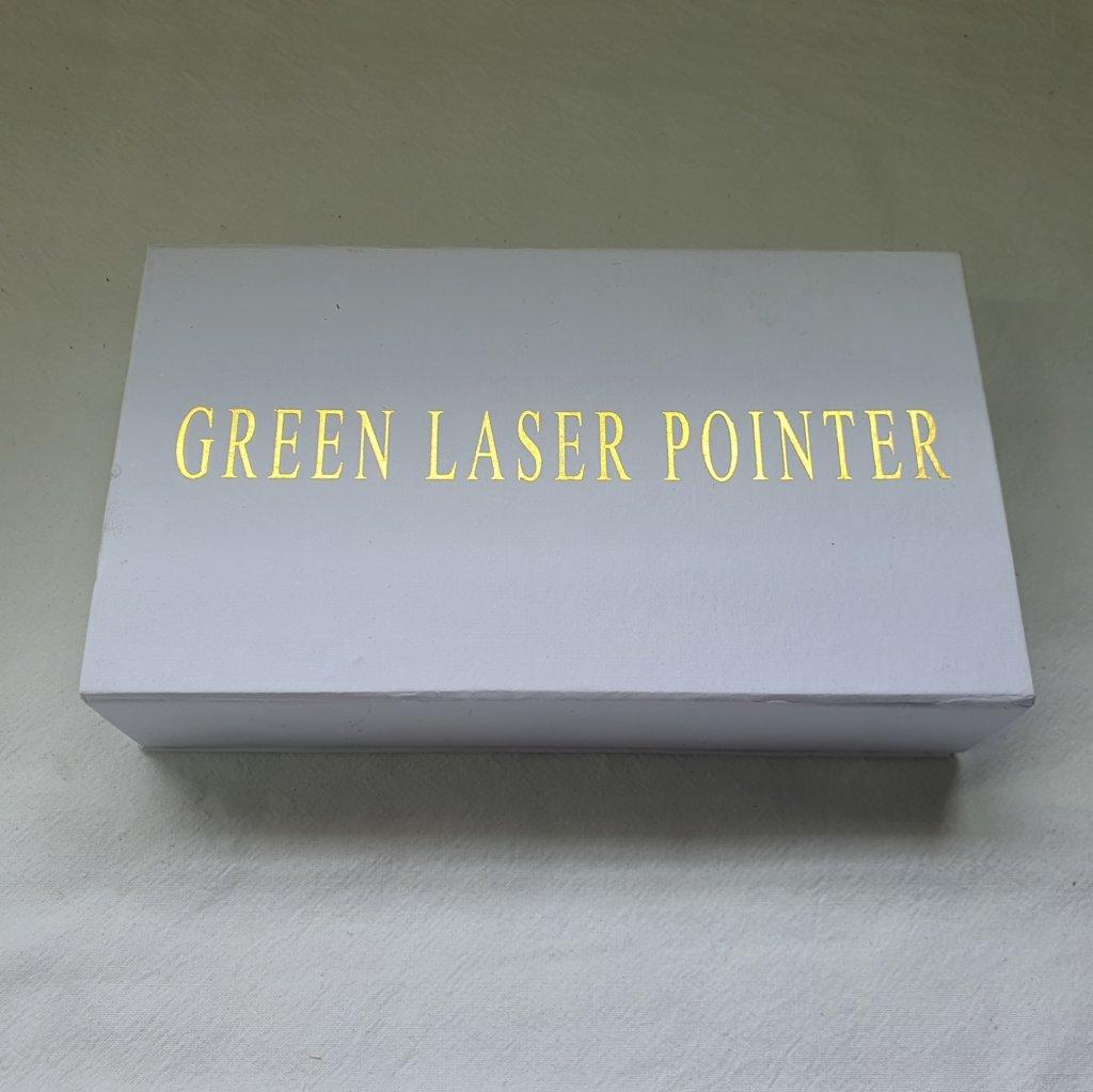 Kit Super Laser Verde - Apontador celestial - ASTROLUA