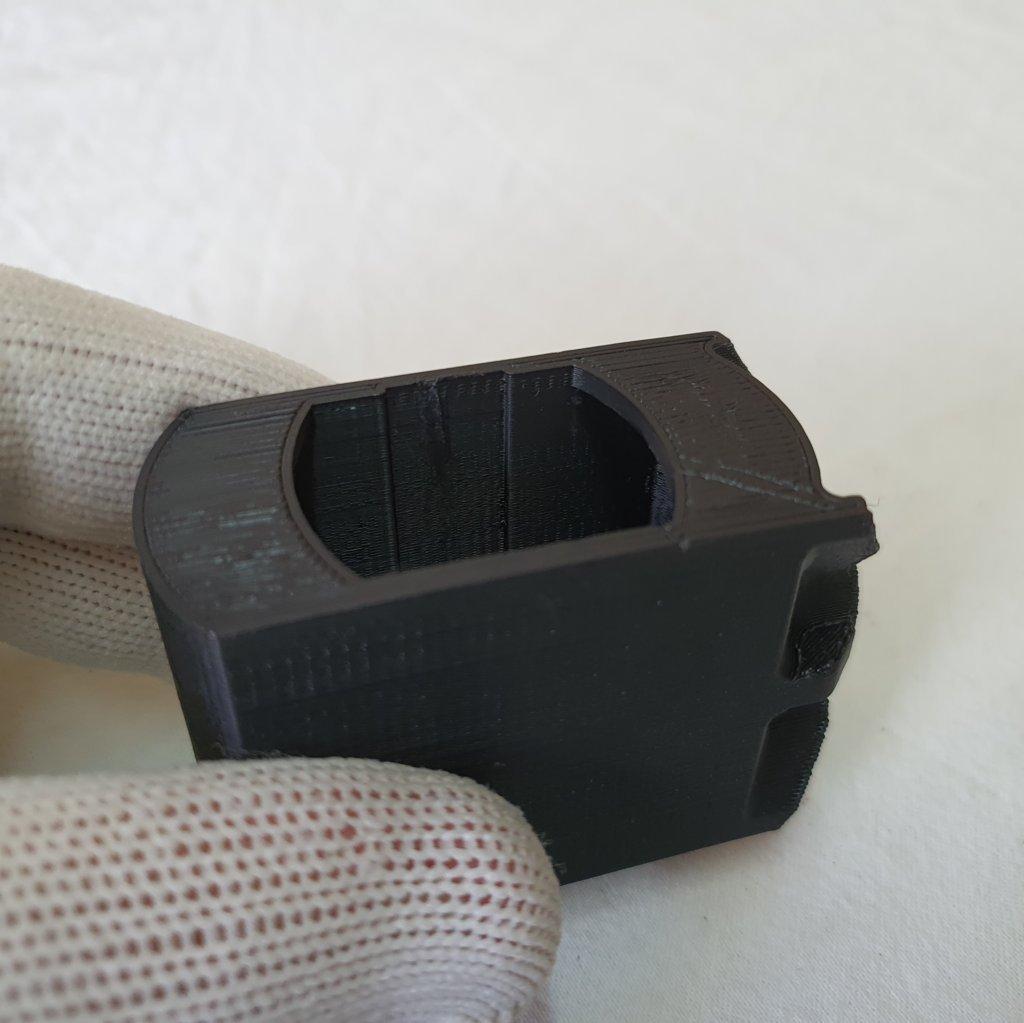 Luva Do Tripé De Montagem EQ1 - Reparo Completo - FABRICAÇÃO ASTROLUA