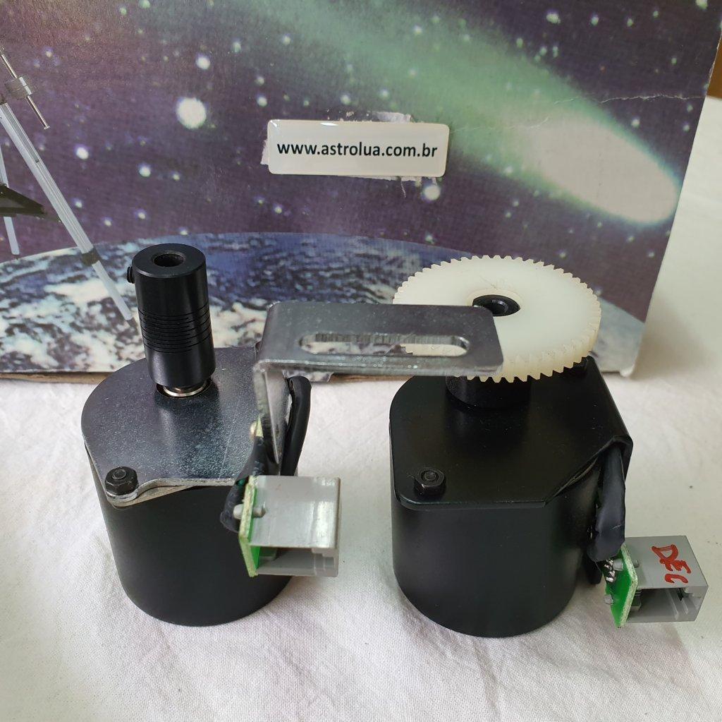 Motor Dual Axis Para Equatorial CG-4 - XLT OMNI - CELESTRON