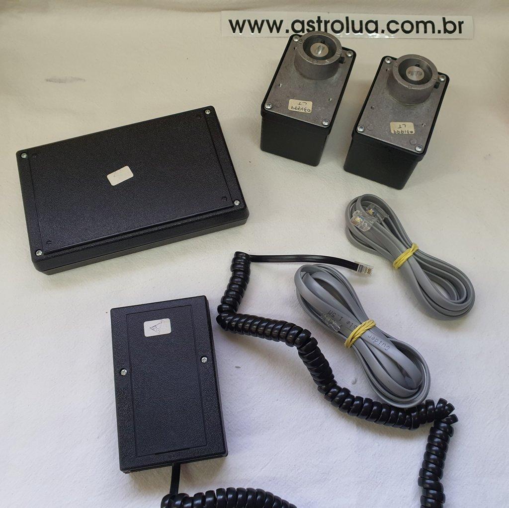 Motores e Central de Controle EQ LXD500 - Modelo 1702 - MEADE