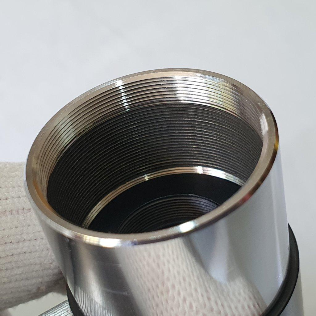 """Ocular 12mm - 1,25"""" - Retículo em Cruz Iluminado - MEADE"""