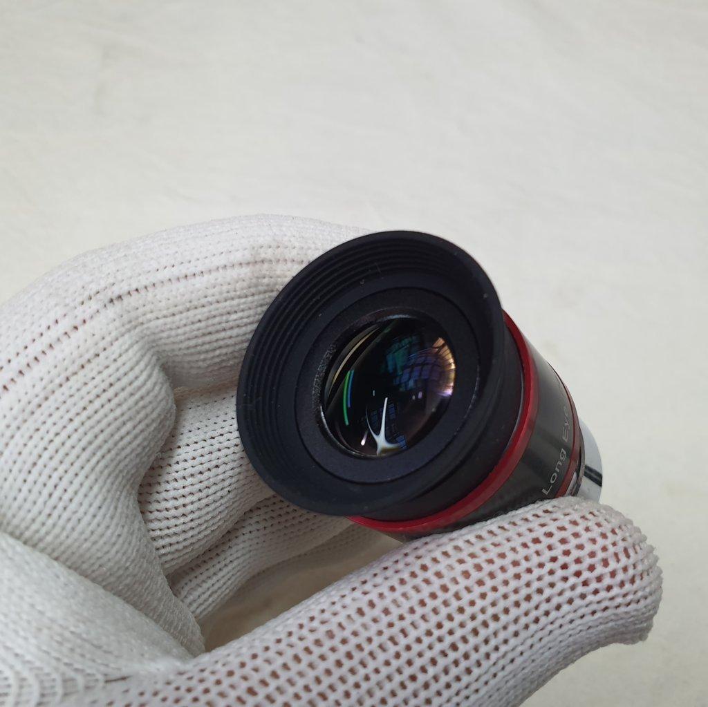 """Ocular 15mm - 68 Graus - 6 Elementos - 1,25"""" - Modelo Ring Red - Grande Angular - SVBONY"""