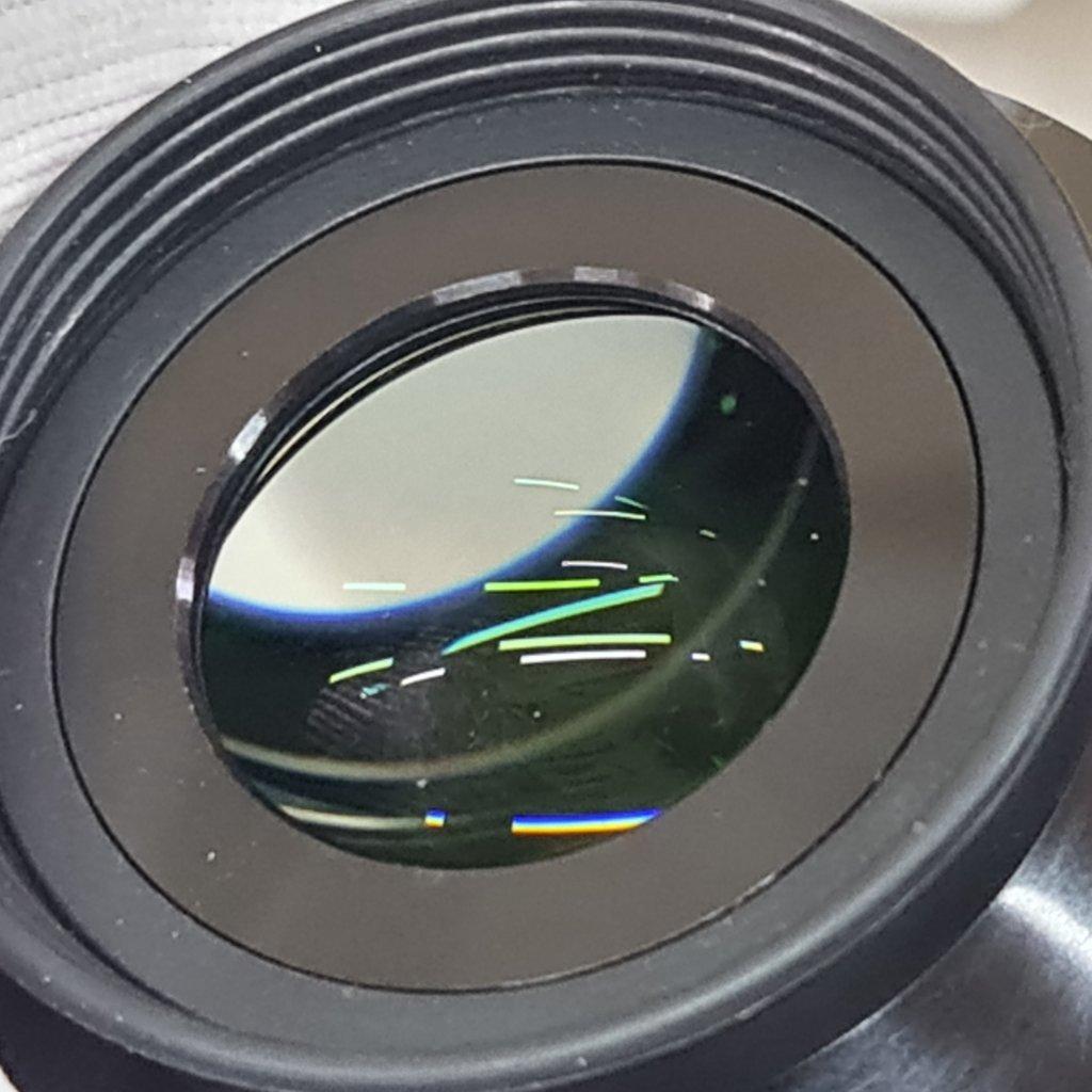 """Ocular 21mm - 2""""  100º AFOV - 7 Elementos - MWA  Series 5000 - MEADE"""