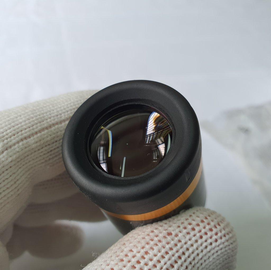 "Ocular 23mm Aspherics 62 graus - 1,25"""