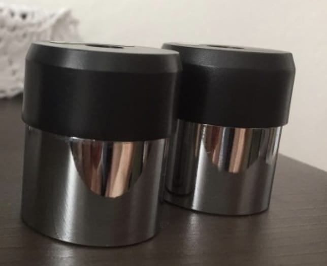 "Ocular 25mm 1,25"" 48º - padrão japonês - HUYGENS"