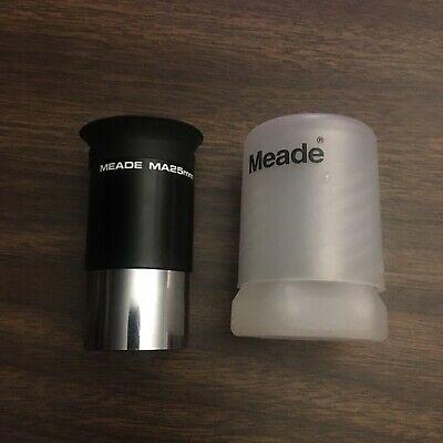 "Ocular 25mm - 1,25"" - 52º Acromática - MEADE"