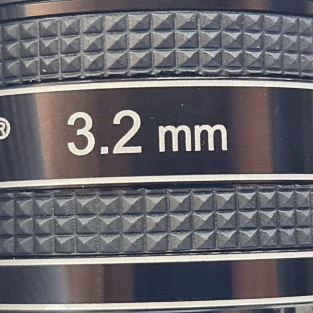 "Ocular 3.2mm - 1,25""  Planetária Long Tube - STARGUIDER"