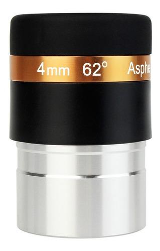 """Ocular 4mm - 62º de Campo - 1,25"""" - 4 Elementos - Aspherics - SVBONY"""